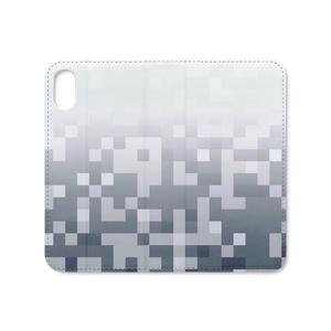 <MZIK!>手帳型iPhoneケース・モノ