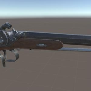 [武器無料]騎兵拳銃 Reiterpistole