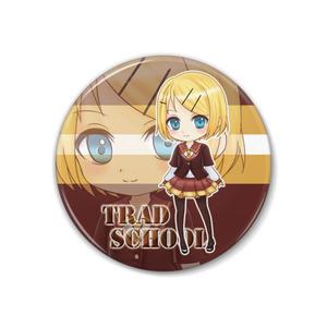 トラッドスクール-38mm缶バッジ