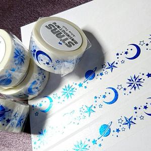 STARS★青箔押しオリジナルマスキングテープ