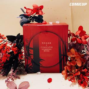【笠井あゆみ展in上海COMICUP・コラボグッズ】大サイズ缶バッジ(8種類)(現品販売)