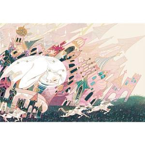 画集【無聲瑰夢】by Kuri
