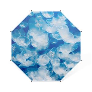 クラゲ柄ミニ傘