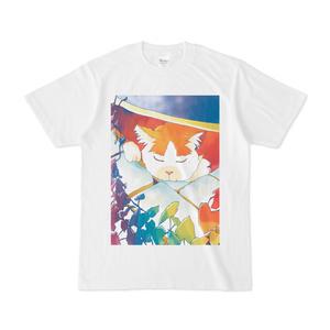 Tシャツcat sleep