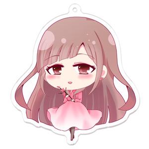【蛆の住処】小木曽美夜子アクリルキーホルダー(ティラノゲームフェス佳作記念)