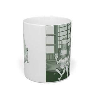 んぽぬくんたちマグカップ