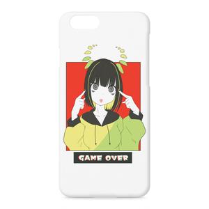 GAMEOVERiPhoneケース