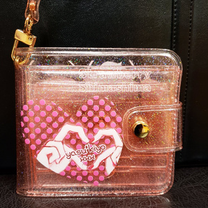 タピオカラメ財布