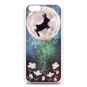 月とうさぎiPhone6ケース
