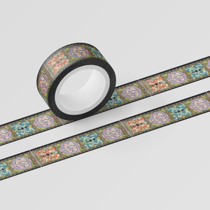 ステンドグラス マスキングテープ