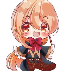 雛菊ちゃんアクリルキーホルダー