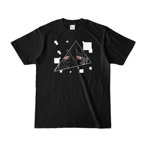 HINAGIKU TシャツBLACK