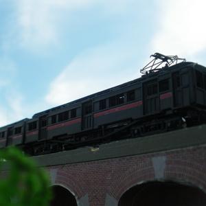 大正電車2両セットC(デハ33500+サハ33750)