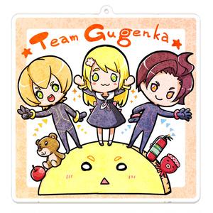Team Gugenkaアクキー