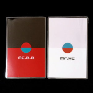 MCNAME Card【B&M】