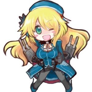 キーホルダー 愛宕(艦これ)