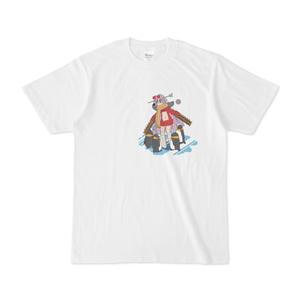 ネットリテラシーたか子ペンギンシャツ