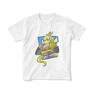 カードラゴニュートちゃんたちTシャツ