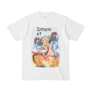 ジャストディフェンスVSインターネットシャツ