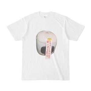 軽い音で死ぬTシャツ