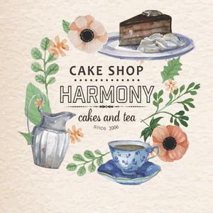 CAKE SHOP HARMONY  (APH/新大陸家族)