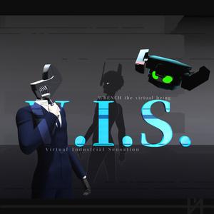 1stミニアルバム「V.I.S.」