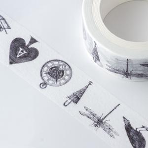 マスキングテープ Illustrated by 岬