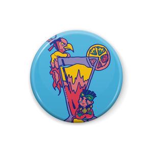 【ジョジョの奇妙な冒険】アヴドゥル缶バッジ