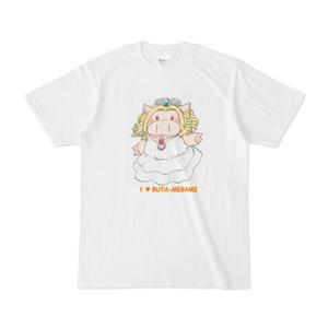 豚女神Tシャツ