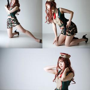 ARMY GIRL【冊子】