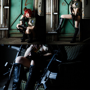 ARMY GIRL02【冊子】
