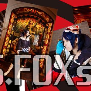 ポストカードセット【FOX】
