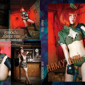 ARMY GIRL【ROM版】