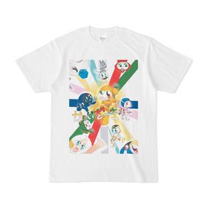 かいぞーき!!メインイラストTシャツ