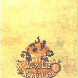 童話パロディ本①『Ally&Liz in Wonderland〜第1弾〜』不思議の国のアリス