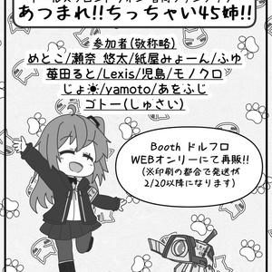 あつまれ!!ちっちゃい45姉!!