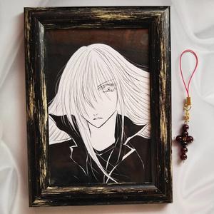 アナログ原画01 カルマ