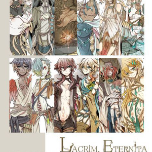 「Lacrim.Eternita」コミティア120新刊