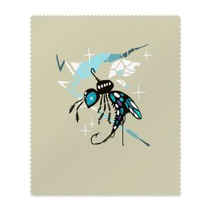 めがね拭き(Bee BLUE)