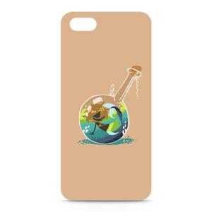 iPhone5 ケース(フラスコ)