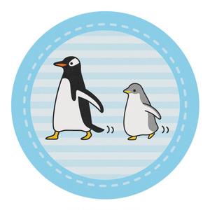 ジェンツーペンギンのマーチ