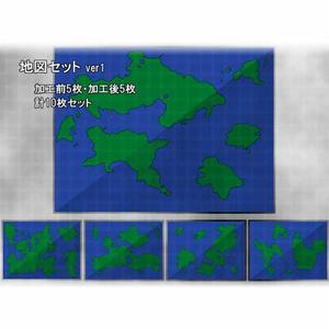 地図セット ver1 ノーマル