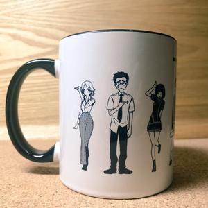 サバイバーマグカップ