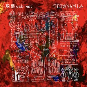 羽根web..net 3rd ALBUM「TETONAMLA」