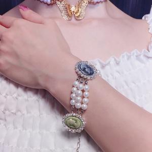 青江&石切丸、長谷部&宗三 ブレスレット