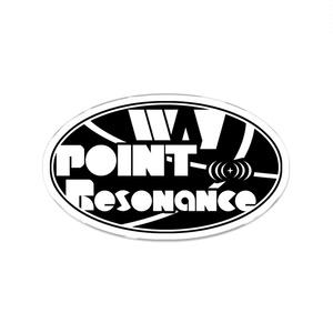WAY POINT Resonanceアクリルバッヂ