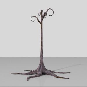 3Dモデル「街灯の骨」