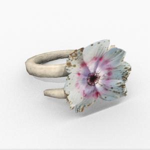3Dモデル「指輪8」