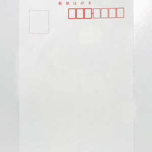 夕方少年のポストカード(単品)
