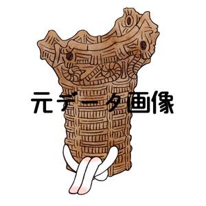 【NEW!!】富山縄文土器ステッカー